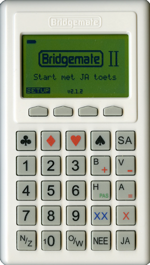 Bridgemate II