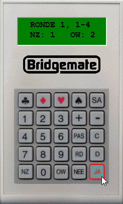 Bridgemate Pro